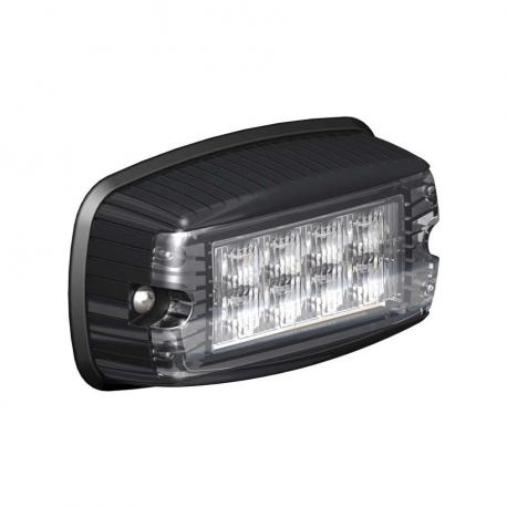 FEU 8 LED MULTI-FLASH BLEU 10/30 V