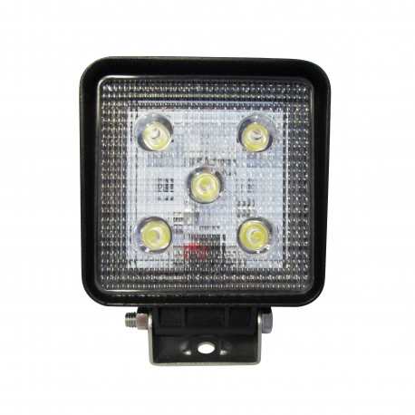 PHARE DE TRAVAIL LED 110x110mm 10/30 V 500LM