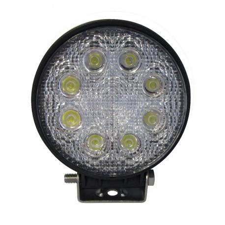 PHARE DE TRAVAIL LED DE DIAMÈTRE 115mm 10/30 V 1000LM