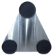 SUPPORT POUR TRIANGLE 700 mm + 3 AIMANTS