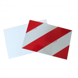 KIT 2 PANNEAUX ADHÉSIFS (G+D) PVC 423x282x4mm