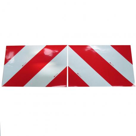 KIT 2 PANNEAUX ADHÉSIFS (G+D) CLASSE A 423x282mm