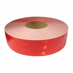 FILM MICROPRISMATIQUE ROUGE 50x55mm 3M