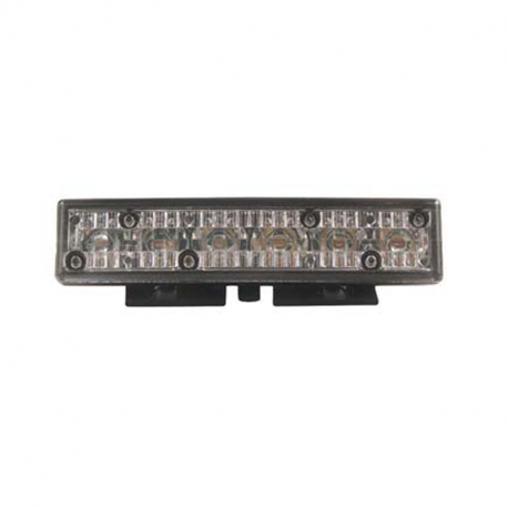 FEU 6LEDS FLASH ORANG R65 10-30V