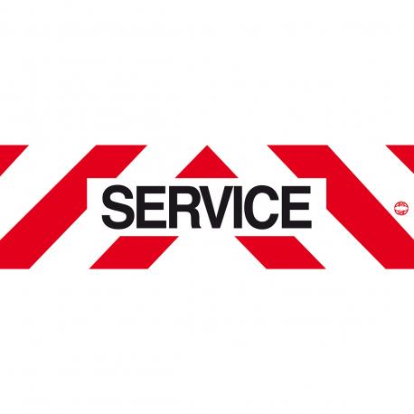 SERVICE ADH 1000X300
