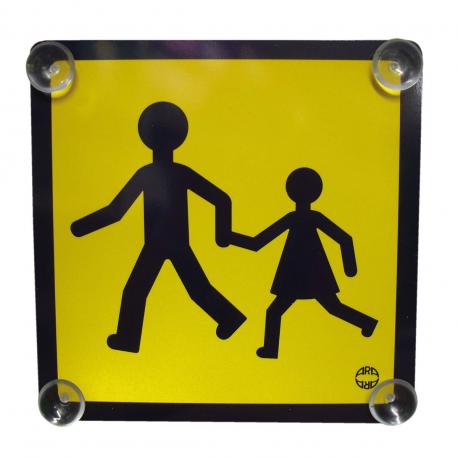 TRANSP ENFANTS PS 4 VENTOUSES
