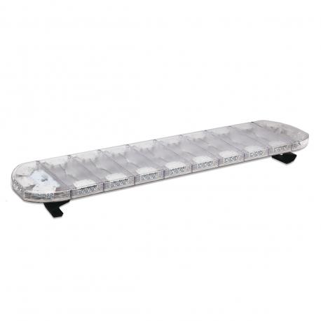 rampe lumineuse led bleu design ultra plat. Black Bedroom Furniture Sets. Home Design Ideas