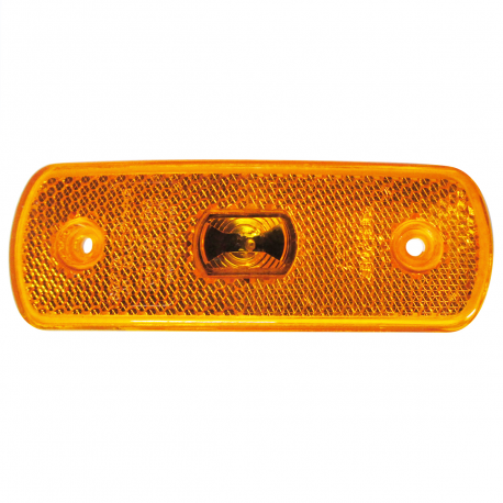 FEU LED ORANGE 24 V
