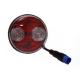 FEU AR LED BRD ROUGE CAB1.5M 103100