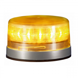 FEU LED ECLAT PLAT ORANGE