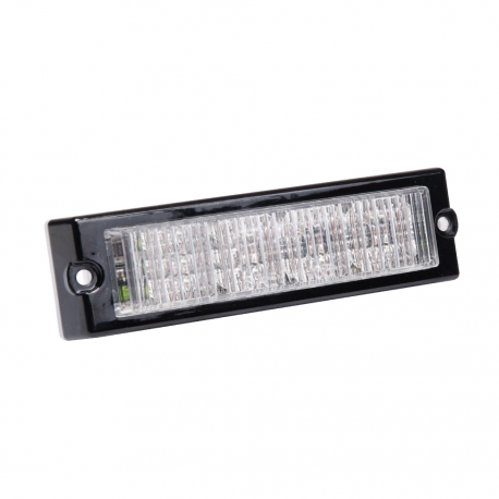 FEU 4LEDS FLASH BLEU R65 10-30V