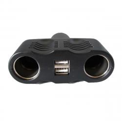 MULTIPRISE ALLUME CIGARE + USB