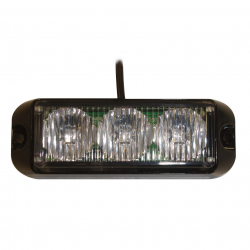 MODULE LED BLANC MULTI-FLASH 12/24 V