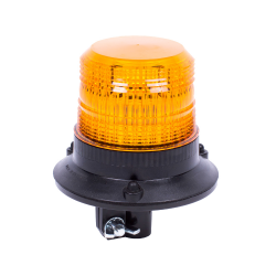 GYROPHARE LED ORANGE FLASHANT 10/36V