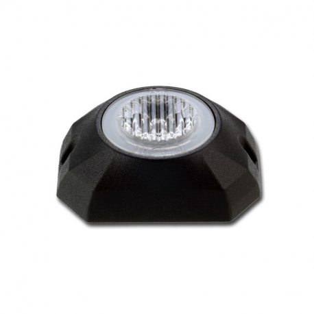 FEU FLASH 3 LEDS ORANGE