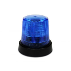GYROPHARE LED SPOT BLEU FIXATION 3 POINTS
