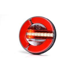 FEU LED 3 FONCTIONS + connecteur 5 Pin