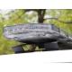 RAMPE LUMINEUSE LED ORANGE 1,20M DESIGN ULTRA PLAT