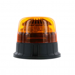 GYROPHARE LED ORANGE FIXATION 3 POINTS - FLASHANT