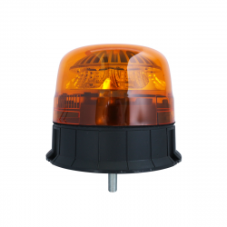 GYROPHARE LED ORANGE FIXATION 1 POINT - FLASHANT