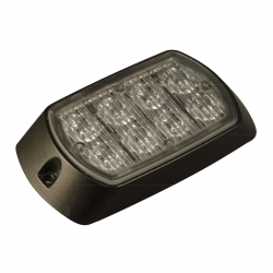 FEU FLASH ORANGE 8 LEDS R65 12/24V