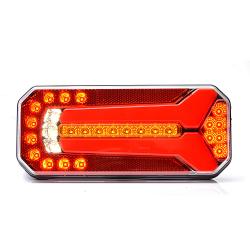 FEU LED 6 FONCTIONS -12/24V