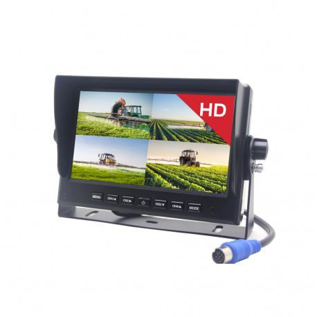 MONITEUR 7'' HD - 4 IMAGES