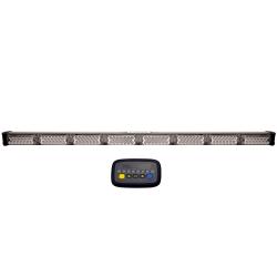 Flèche défilante LED 1,2M orange 12/24V câble 16M