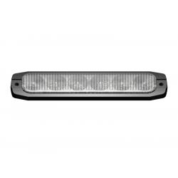 FEU FLASH 18 LEDS ORANGE-BLANC-BLEU  R65 Classe 2