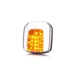 FEU AVANT LED 2 FONCTIONS 12/24V