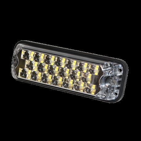FEU FLASH LED BLEU 12-48V