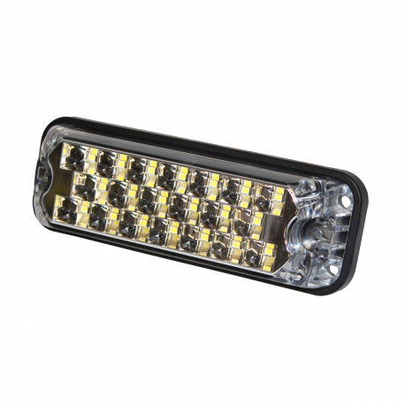 FEU FLASH LED ORANGE 12-48V