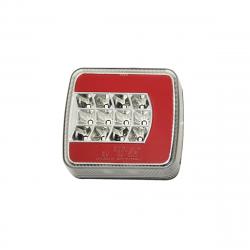 FEUX LED GAUCHE 3 FONCTIONS 12/24V