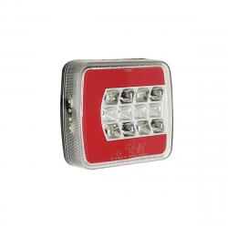 FEUX LED DROIT 3 FONCTIONS 12/24V