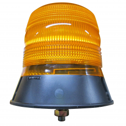 GYRO LED ORANGE 12/24 V