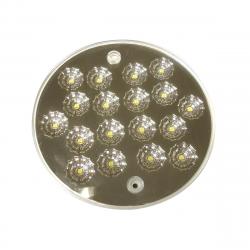 PLAFONNIER LED 24 V 180 LM À PLAQUER