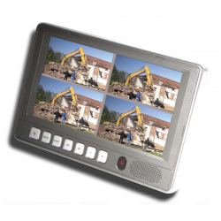1 MONITEUR LCD COULEURS