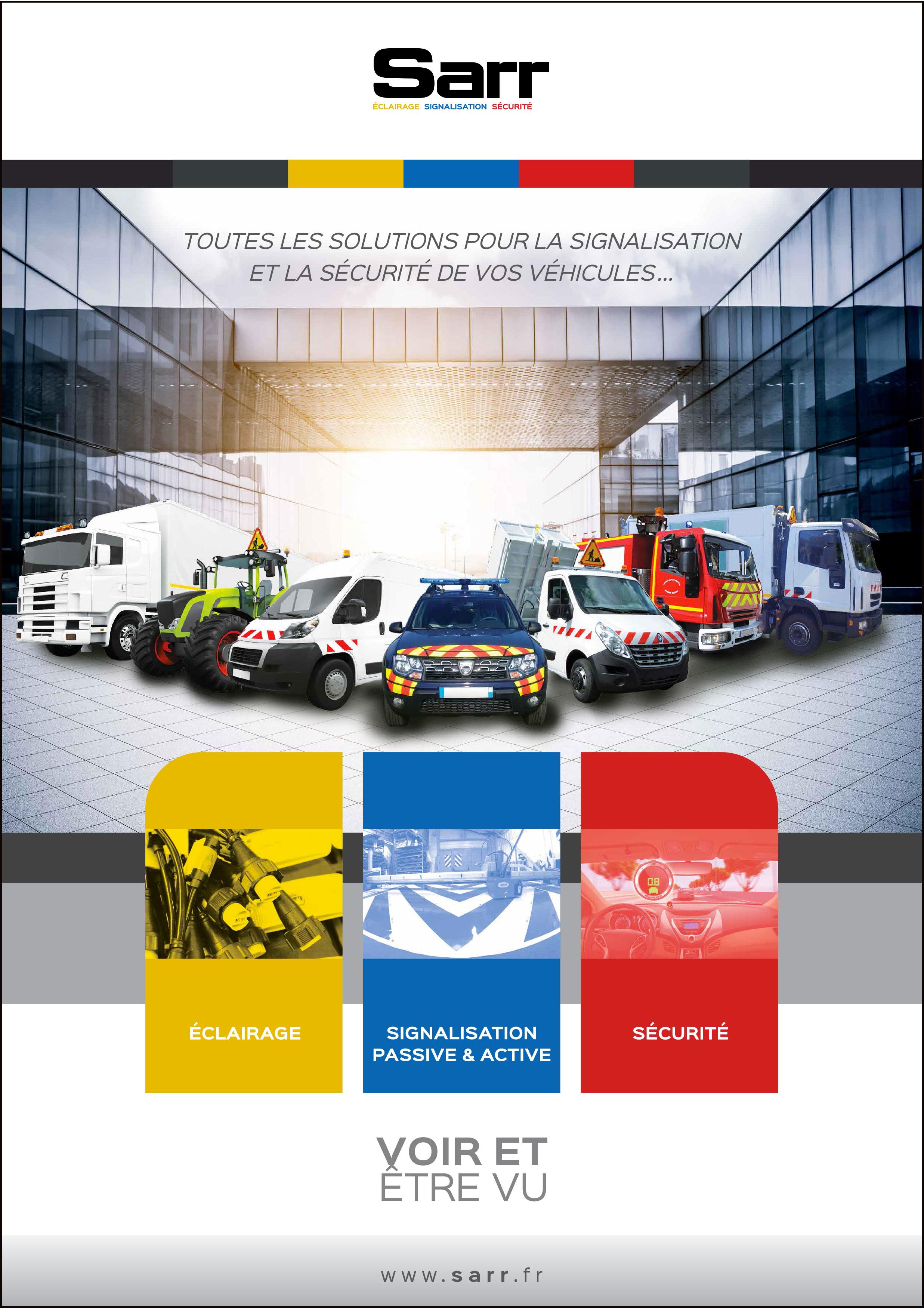 Catalogue SARR